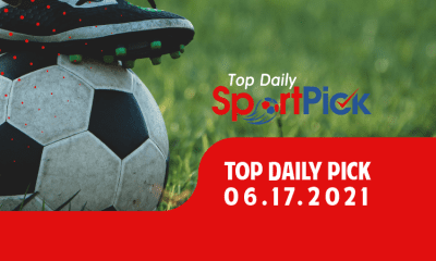 Top Daily Pick June 16th