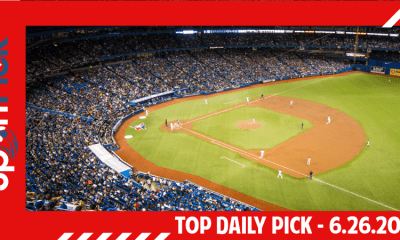 Top Daily Pick June 26th
