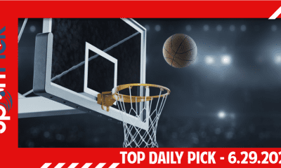 Top Daily Pick June 29th