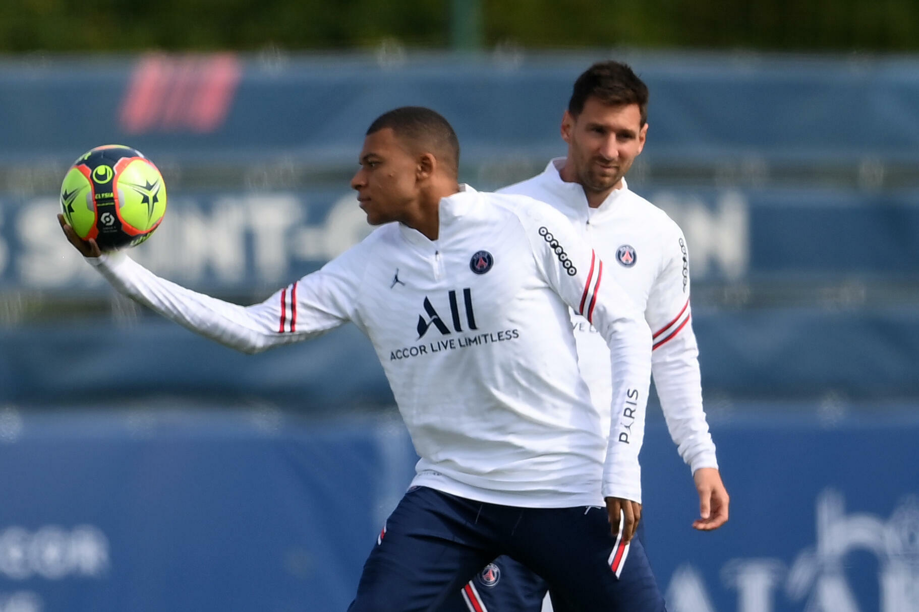 Neymar, Messi back in PSG squad for Champions League opener
